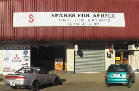 Spares for Africa | Truck and Bus parts in Lusaka, Zambia