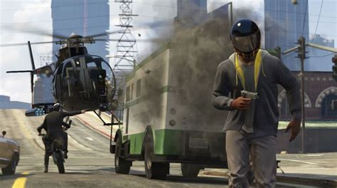 GTA 5 Cheats: Survive anything with the Invincibility Cheat