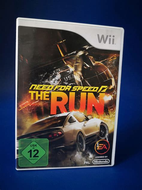 Wii – Need For Speed The Run in OVP   Nintech-24 Onlineshop