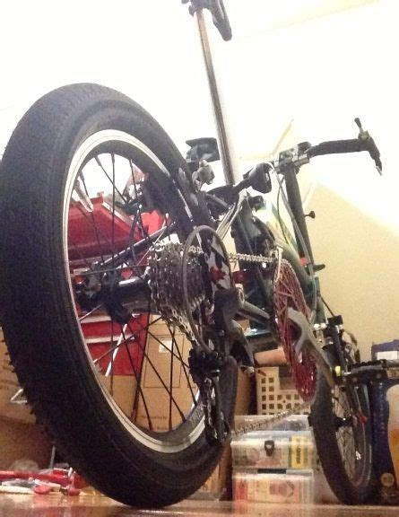 163 best CUSTOMIZE / TUNING BROMPTON images on Pinterest