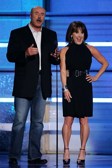 Robin Mcgraw and Phil McGraw Photos Photos - 42nd Annual
