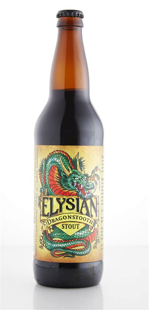 Review: Elysian Brewing Company Dragonstooth | Craft Beer