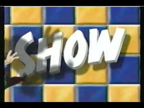 Cartoon Network - Bugs And Daffy Show Open - 1995 - YouTube