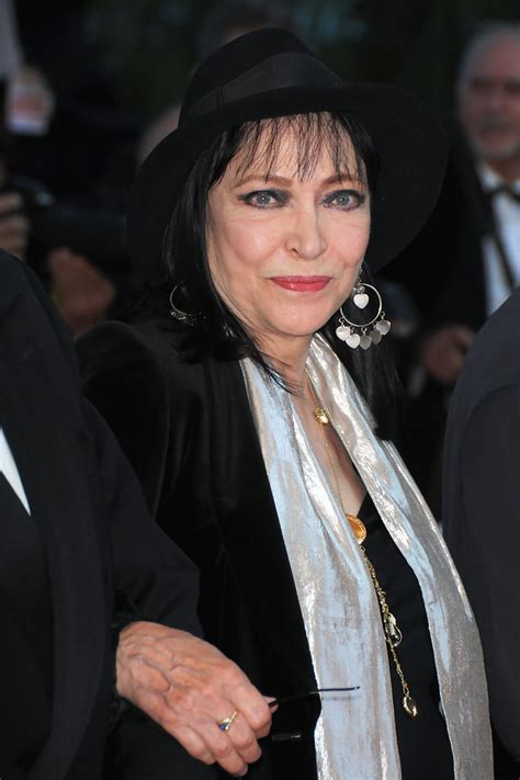 Anna Karina in A Prophet Premiere - 2009 Cannes Film