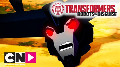 Transformers: Robots in Disguise | In training | Cartoon