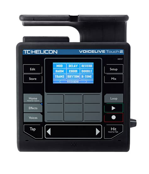 TC-Helicon - VoiceLive-TOUCH-2 - Electric Room