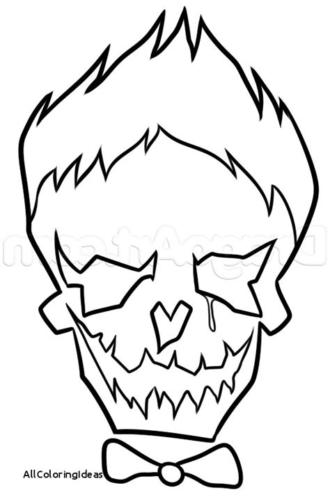 Joker Coloring Pages   Free download on ClipArtMag