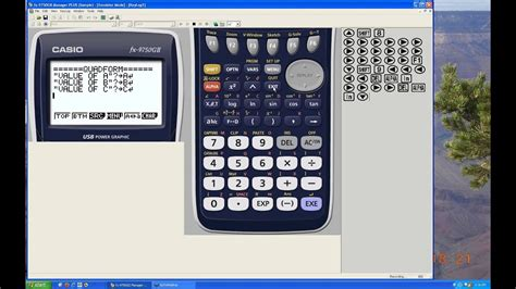 Programming with Casio Graphing Calculators (Part 1