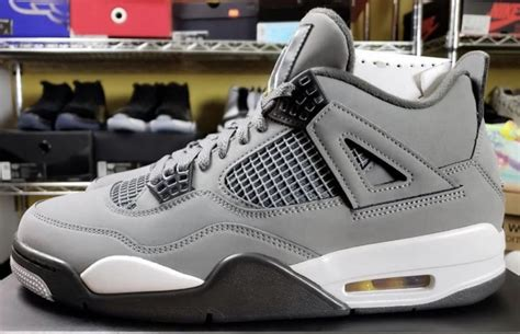 Air Jordan 4 Cool Grey 2019 Dropping In Less Than A Month
