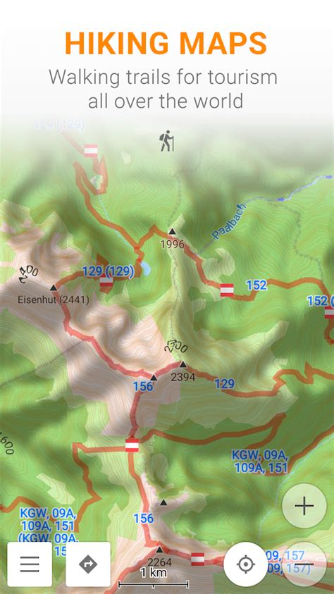 Maps & GPS Navigation — OsmAnd - Android Apps on Google Play