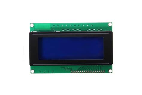 5V 2004 20X4 204 2004A LCD Display Module Blue Screen For