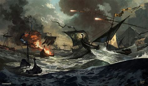 Sea battle off Fair Isle - A Wiki of Ice and Fire