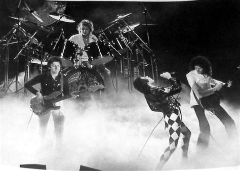 Concert: Queen live at the University Arena, Dayton, OH