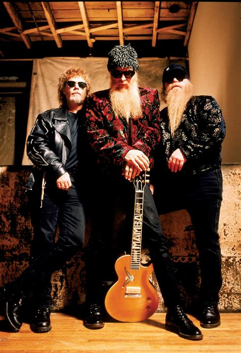 - Bring Back Glam - What About ZZ Top?