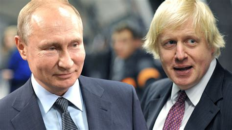 When BoJo Meets Vova - The Moscow Times