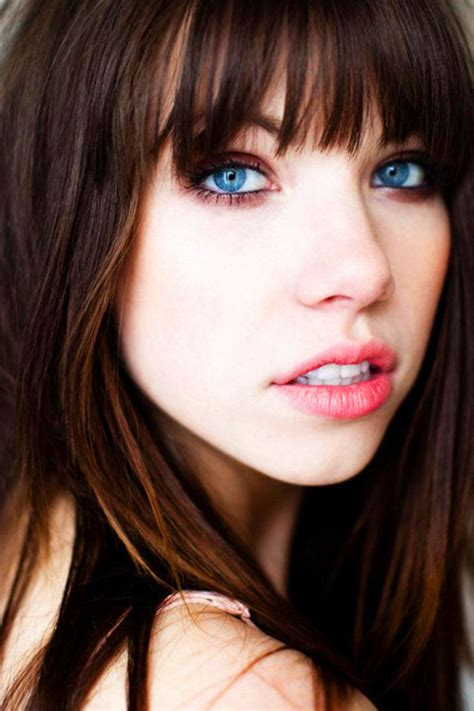 Güd Canadian Girl: Carly Rae Jepsen Hits the Shower for a