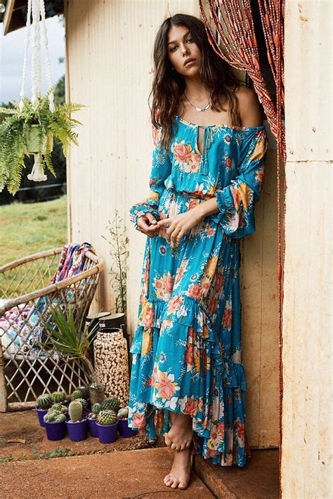 Spell Jagger Dress Teal – Call Me The Breeze