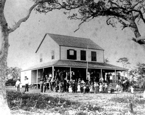 MIami's First Christmas in 1896