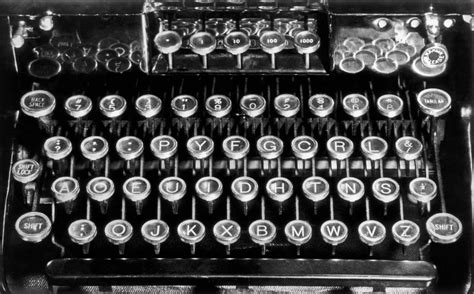 QWERTY Traveled From Typewriter To iPhone, But Alternative