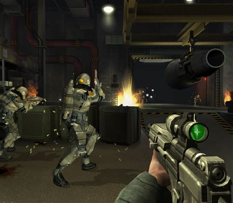 All Area 51 Screenshots for PlayStation, PlayStation 2