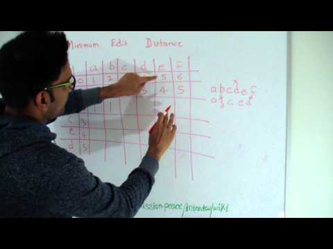 Using the Levenshtein-distance similarity metric to