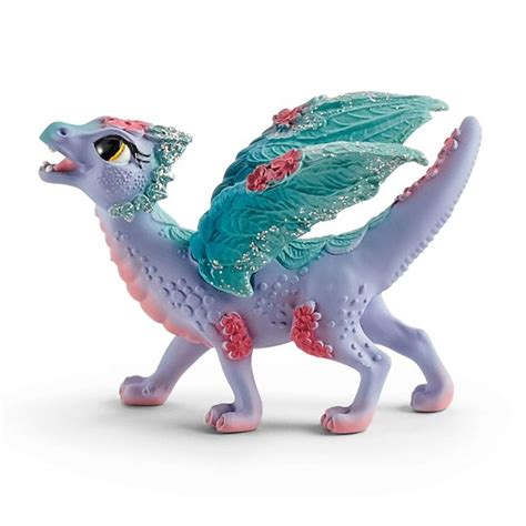 Schleich Blossom dragon mother and baby – AnimalKingdoms