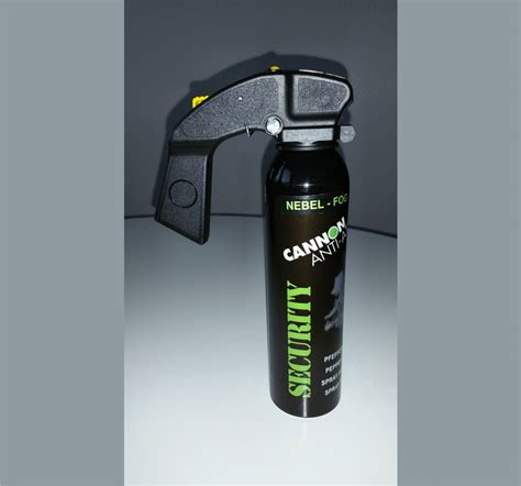 Müller Outdoor - Cannon Anti Attack - Security - 400ml - Nebel