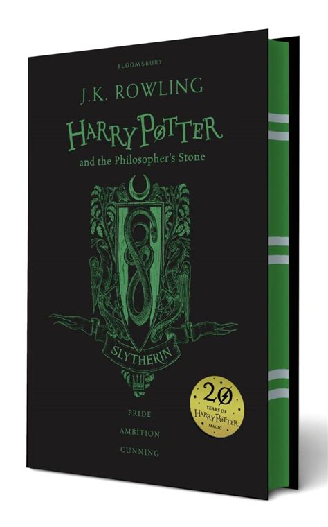 Slytherin Edition - Harry Potter and the Philosopher's