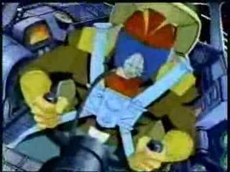 Captain Simian and the Space Monkeys (Opening sequence