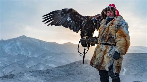 The Ancient Practice of Mongolian Eagle Hunting | The Red