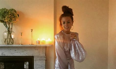 Strictly's Stacey Dooley's gorgeous work from home setup