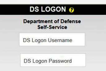 DS Logon allows expanded online access to Army, VA