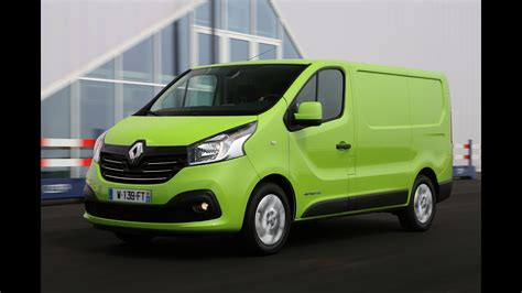 New Renault Trafic - A cabin designed to serve as a mobile