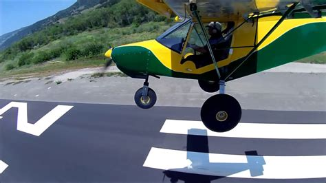 Zenith STOL Sky Jeep: Slow flight demonstration and