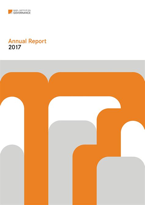 Annual Report 2017 | Basel Institute on Governance