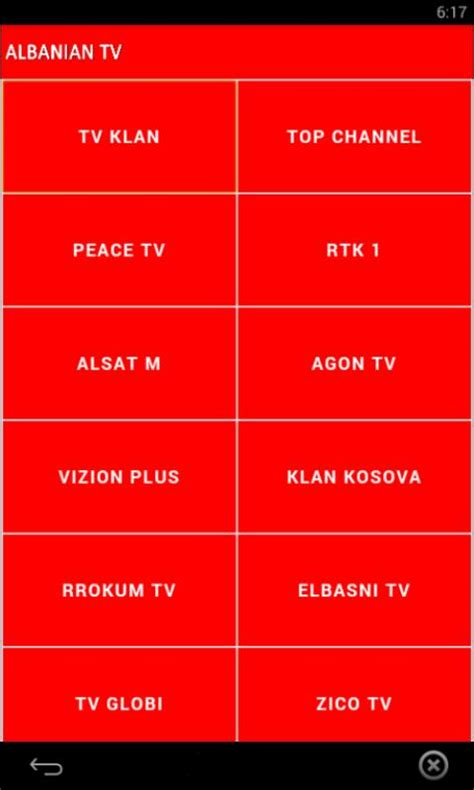 ALBANIAN TV LIVE APK Download - Free undefined APP for