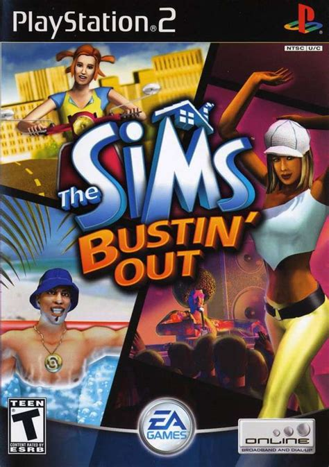 The Sims Bustin' Out - GameSpot