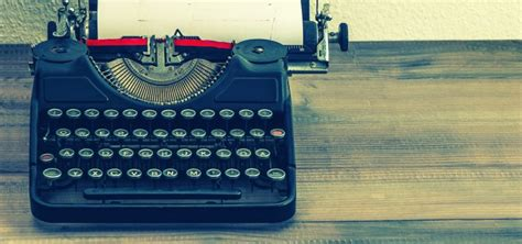 Using One Row Of Letters, 'Typewriter' Is The Longest Word