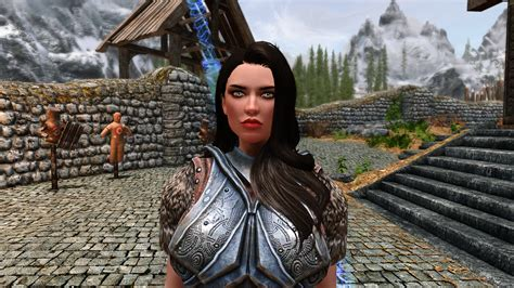 Bijin Family - Salt and Wind Textures SE at Skyrim Special