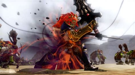Meet The Playable Cast Of Hyrule Warriors - Feature