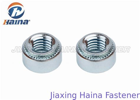 Stainless Steel Rivet Nuts Round Head , Convenient Self