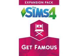 The Sims 4 + The Sims 4: Kändisliv Bundle (Code in a box