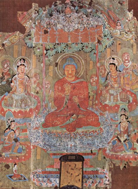 Amitabha Buddha's Three Vows of Deliverance (Part II – The