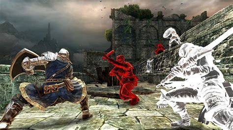 What's the difference between Dark Souls 2 v1