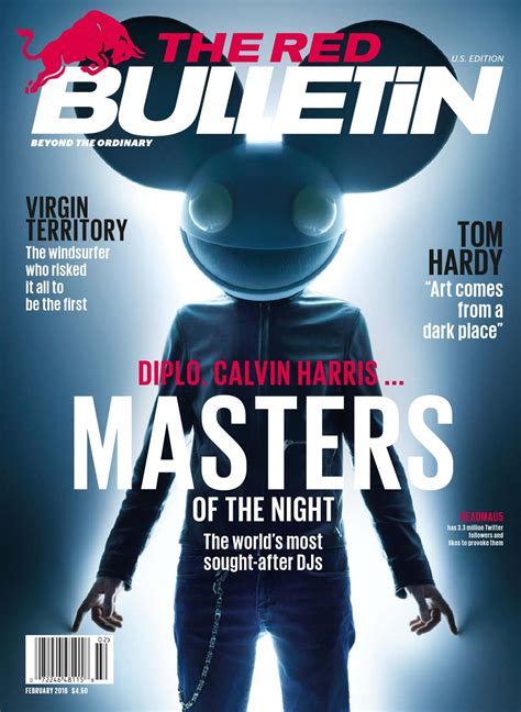 The Red Bulletin February 2016 - US by Red Bull Media