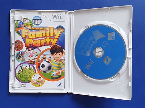 Wii- Family Party 30 Great Games in OVP Nintendo Wii Spiel
